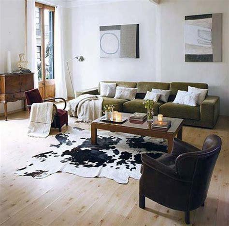 leuke vloerkleed in de woonkamer interieur inrichting