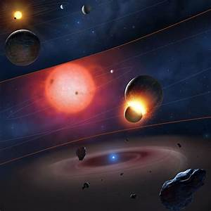 Kepler Observes White Dwarf Star Disintegrating Its Planet ...