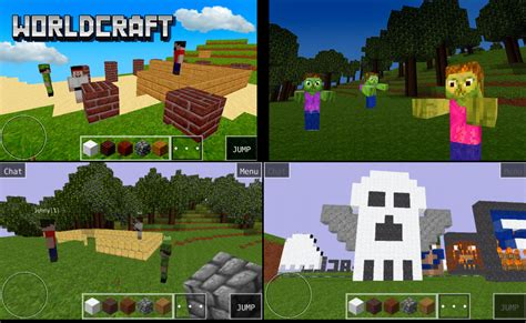 Free Games Like Minecraft Images Frompo