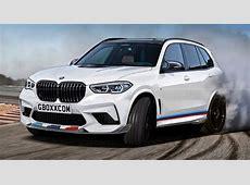 2019 BMW X5 M Renderings Look Pretty Convincing Carscoops