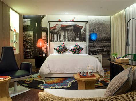Hotel Indigo Shanghai ? A Fusion Of Ancient And Modern