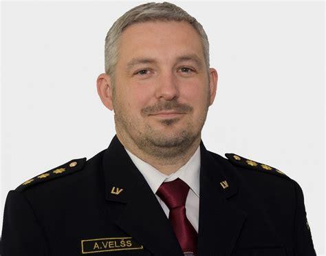 Valsts policijas priekšnieka vietniekam Velšam piešķirta ģenerāļa pakāpe / Raksts