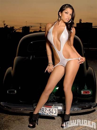 Paola Lowrider Fete Poze Masini Garcia Models