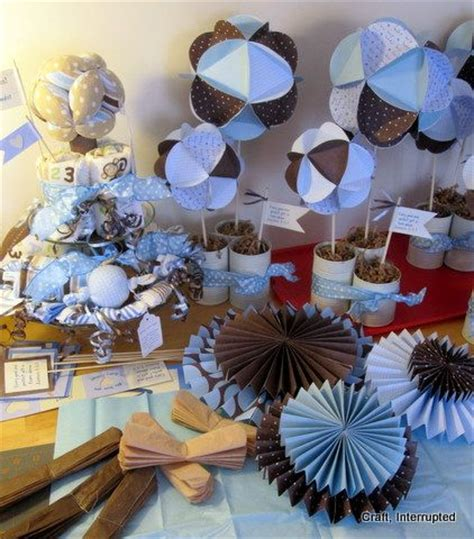 brown and baby blue baby shower decorations 23 best blue and brown baby shower images on