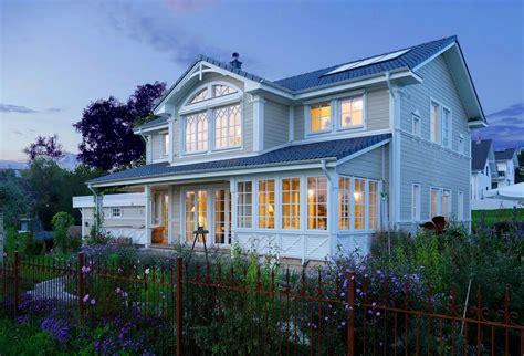 Haus Bauen Amerikanischer Stil Loopele Com Avec