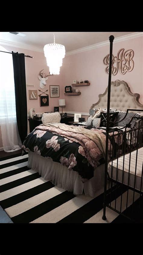 tween teen girls bedroom decor pottery barn rustic blush