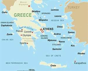 Famous Historic Buildings & Archaeological Site in Greece ...