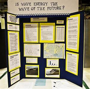 science project tri fold layout science fair project display boards