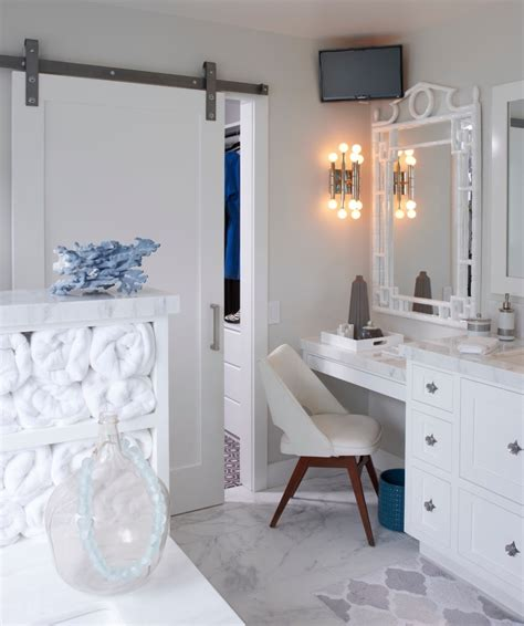 master bathroom vanity with makeup area makeup vanity set closet traditional with dressing table