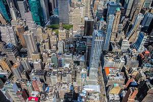 3051704, Birds, Eye, View, Buildings, City, From, Above, High, Rises, Skyscrapers, Urban, 4k, Wallpaper