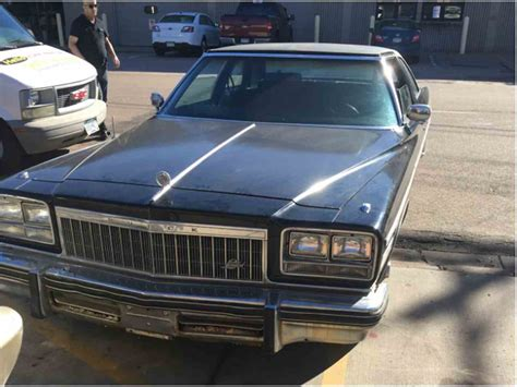 Electra Buick by 1976 Buick Electra 225 For Sale Classiccars Cc 914794