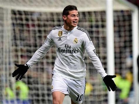Real Madrid's James Rodriguez, Sergio Ramos Out for a Long ...