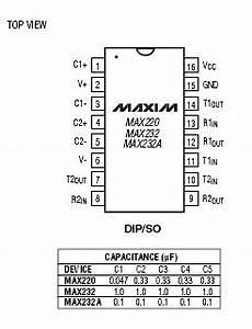 max232 pdf rs 232 receivers maxim datasheetgocom With max232 datasheet
