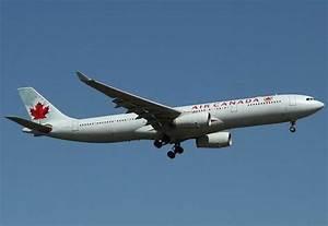 Probléme d'indication de train d'un A330 Air Canada