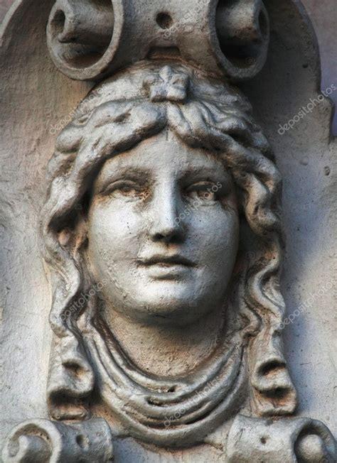 face  goddess hera stock photo  zwiebackesser
