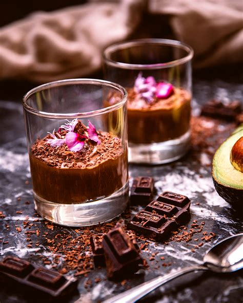 Which entrée is the lowest in sodium. Avocado chocolate mousse - New Zealand Avocado Consumer