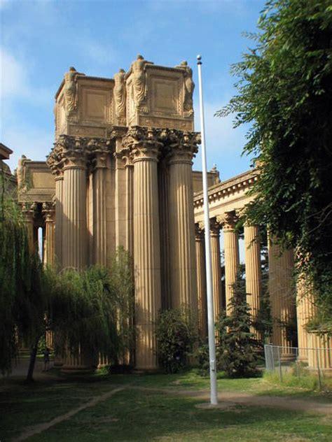 san francisco palace  fine arts palacio de bellas