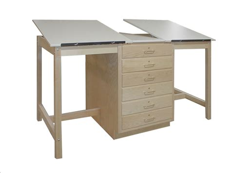 hann wd  drawing table