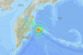 Russia earthquake ROCKS Kuril Islands on Ring of Fire in ...