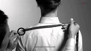 How To Measure Your Shoulder Width