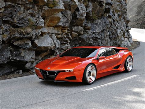 Bmw M1 Homage Concept Car Exotic Car Wallpaper #15 Of 50