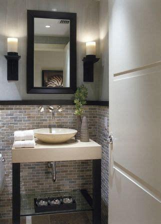 half bath tile ideas 5 ways making half bathroom remodel bathroom designs ideas