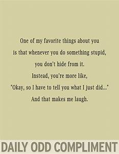 110 best images about Daily odd compliment on Pinterest ...