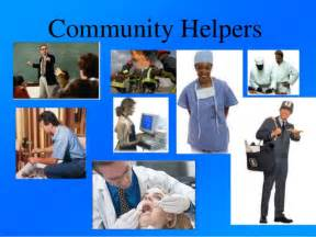 HD wallpapers community helpers clipart