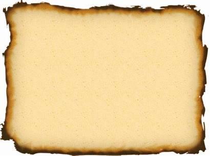 Scroll Newspaper Clipart Paper Printable Parchment Transparent