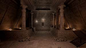 Ancient Egypt Tomb Kit by Yuri Anufriev in Environments ...