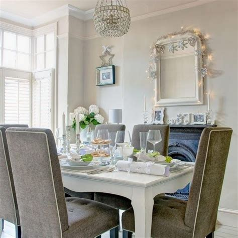 sophisticated edwardian home traditional dining rooms
