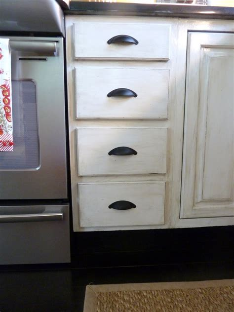 Distressed Kitchen Cabinets How To Distress Your Kitchen