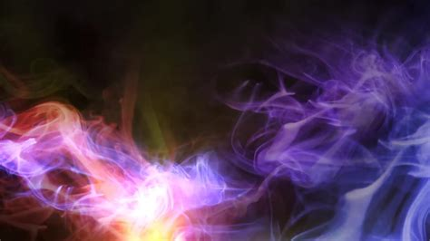 colorful smoke background stock motion graphics motion