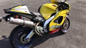 2002 Aprilia Rsv R Mille  Troy Corser Ed