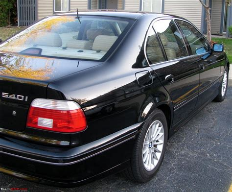 Bmw 540i (e39) Initial Ownership Report