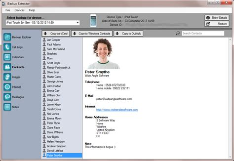 ipubsoft iphone backup extractor review ibackup extractor