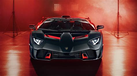 lamborghini sc18 a one off supercar created by squadra corse