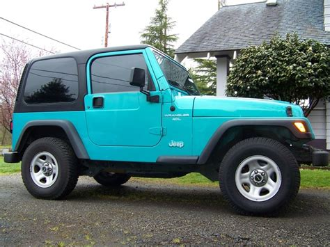 turquoise jeep car 13 best images about jeep color on pinterest jeep