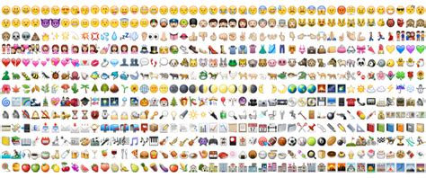 Everything You Wanted To Know About Emoji Emoticons
