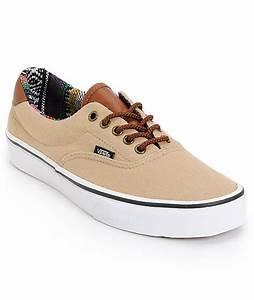 Vans Era 59 Khaki u0026 Guate Canvas Skate Shoes (Mens) at Zumiez  PDP