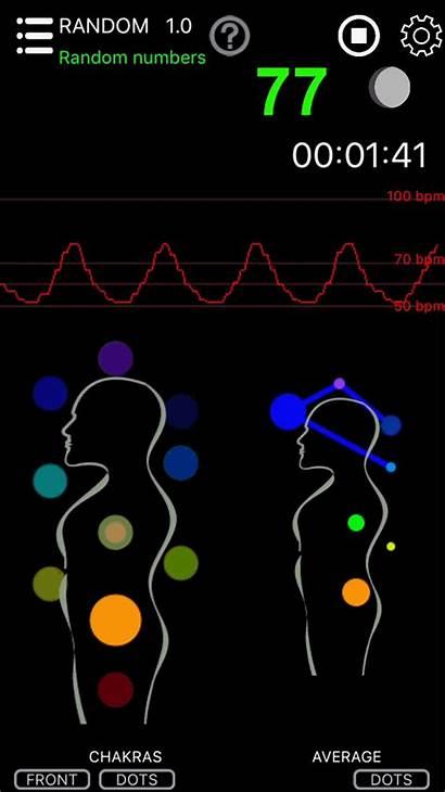 Chakras App Notes Craniosacral Musical Heart Frequencies