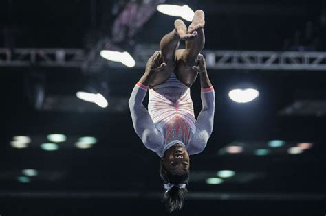 Simone biles pulls out of olympic gymnastics team finals. Simone Biles makes history in return to competition at US ...