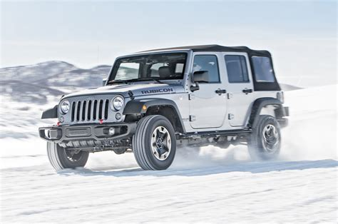 jeep wrangler unlimited rubicon  test review