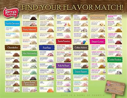 Ice Cream Flavors Flavor Perry Popsicles Menu