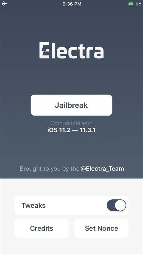 jailbreak iphone ios electra