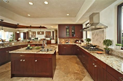 Santa Cecilia Granite for Home Improvement Application