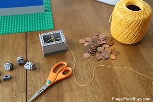 Simple Machines for Kids: LEGO Pulleys STEM Building ...