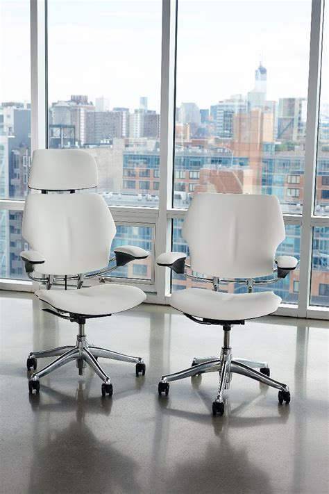 Humanscale Freedom Leather Task Chair by Freedom Si 232 Ge Ergonomique Avec Appui T 234 Te Humanscale