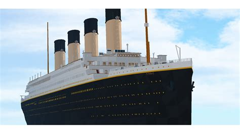 Titanic Boat Png by Roblox Titanic Hd Building New Roblox