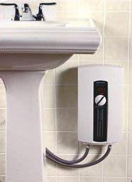 Point Of Use Water Heater For Shower - point of use electric tankless water heaters